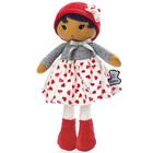 Tendresse-Ma première poupée en tissu Jade K 25 cm