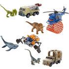 Jurassic World-Camion capture dinosaure