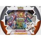 Coffret exclusif Pokémon 6 boosters
