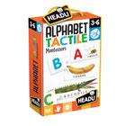 Alphabet tactile Montessori
