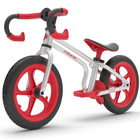 Draisienne Fixie rouge