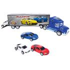 Camion de transport 80 cm avec voitures