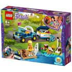 41364 - LEGO® Friends Le buggy et la remorque de Stéphanie