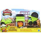 Pâte à modeler - Le chantier de Play-Doh Wheels
