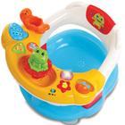 Siège de bain interactif 2 en 1