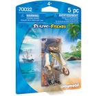 70032 - Playmobil Friends - Pirate avec boussole