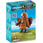 70044 - Playmobil Dragons 3 - Varek en combinaison de vol