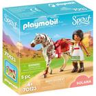 70123 - Playmobil Spirit - Solana Voltigeuse
