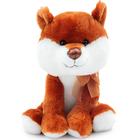 Peluche panda OU renard 27 cm