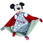Doudou mouchoir Mickey ou Minnie