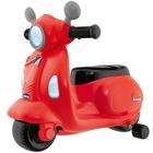 Porteur Scooter Vespa Primavera Rouge