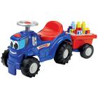 Porteur tracteur avec remorque Les Maxi