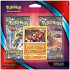 Pokémon-Pack de 2 Boosters Soleil et Lune