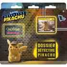 Pokémon-Pikachu détective coffret 3 boosters