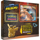Pokémon-Pikachu détective coffret 4 boosters Dracaufeu-GX