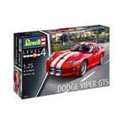 Maquette Voiture Dodge Viper Gts