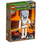 21150 - LEGO®  Bigfigurine Minecraft Squelette avec un cube de magma