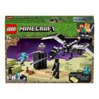 21151-LEGO® Minecraft La bataille de l'End