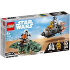 75228-LEGO® Star Wars Capsule de sauvetage contre Microfighter Dewback