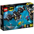 76116 - LEGO® DC Comics Le Bat-Sous-Marin de Batman et le combat sous l'eau