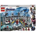76125-LEGO® Marvel Avengers La salle des armures d'Iron Man