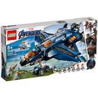 76126-LEGO® Marvel Avengers Le Quinjet des Avengers