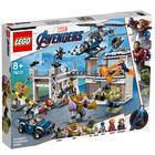 76131-LEGO® Marvel Avengers L'attaque du QG des Avengers