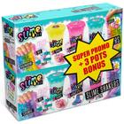 Ensemble 3 pots Slime + 3 offerts