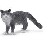 Figurine chat Maine Coon