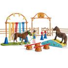 Entraînement d'agility pour poney Horse Club