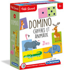Domino chiffres et animaux