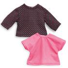 T-shirt manches longues et T-shirt manches courtes poupée Ma Corolle 36 cm