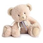 Peluche Attrape rêve ours beige 30 cm