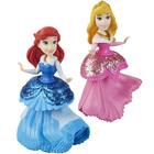 Mini poupée Royal Clips Disney Princesses