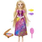 Poupée Raiponce cheveux Arc-en-ciel 30 cm Poussière d'étoile - Disney Princesses