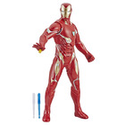 Figurine Marvel Avengers Endgame Titan à fonction Iron Man 30 cm
