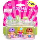 Pinypon bébé pack 3 figurines