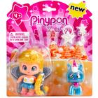 Pinypon-Figurine Star et son bébé licorne