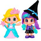 Pinypon-Figurines princesse et sorcière
