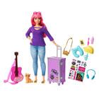 Barbie-Poupée Daisy voyage
