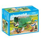 70138 - Playmobil Country - Enfant et poulailler