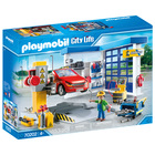 70202 - Playmobil City Life - Garage automobile