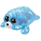 Flippables Small - Peluche sequins Waves le phoque 15 cm