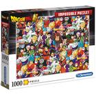 Puzzle Impossible Dragon Ball Super 1000 pièces