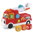 ABC Mon camion SOS pompiers