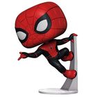 Funko Pop - Figurine Spiderman en costume amélioré - Spiderman Far From Home