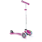 Trottinette Primo 2 Deep Pink avec roues lumineuses