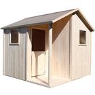Maison en bois Lisa