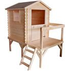 Maison en bois Zoé