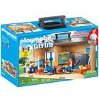 5941 - Playmobil City Life - Salle de classe transportable
